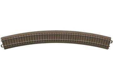Gleis, gebogen, r 643,6 mm, 30° <br/>TRIX 62530 1