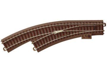 Bogenweiche, links, R1, 360 mm <br/>TRIX 62671 1