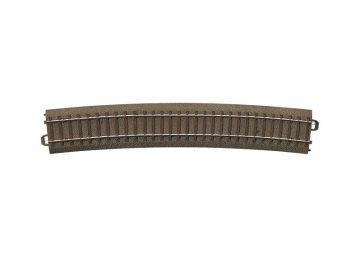 Gleis, gebogen, r 1114,6 mm, 12,1° <br/>TRIX 62912 1