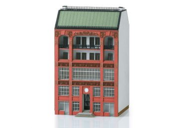 Bausatz Stadthaus Jugendstil <br/>TRIX 66306 1