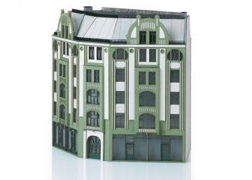 Bausatz Winkel-Stadthaus Juge <br/>TRIX 66309 1