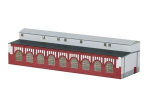 Bausatz Werkstattanbau Elektro-Lokomotive- <br/>TRIX 66319