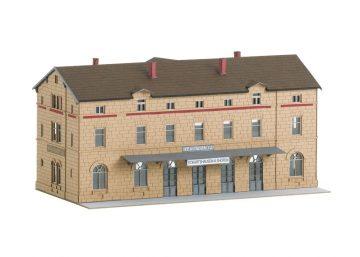 Bausatz Einheitsbahnhof Sands <br/>TRIX 66322 1