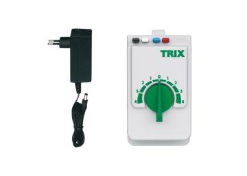 Trix Fahrgerät mit Stromversorg <br/>TRIX 66508 1