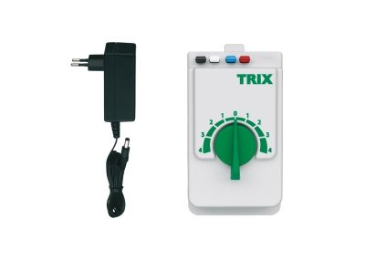 Trix Fahrgerät mit Stromversorg <br/>TRIX 66508