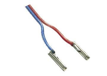 Schienenverbinder, leitend, mit Anschlusskabel <br/>TRIX 66520 1