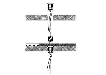 Beleuchtungseinrichtung für Weichenlaterne <br/>TRIX 66740 1