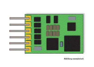 Lok-Decoder, für 6pol-Schnittstelle <br/>TRIX 66841