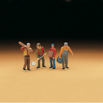 Arbeiter, Set 1 <br/>LGB 51430