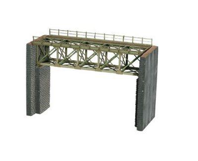 Brücke, Stahlbrücke <br/>NOCH 62910