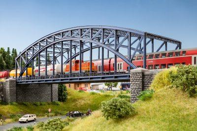 Brücke, Bogenbrücke <br/>NOCH 67042