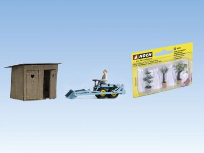 "Super-Spar-Pack Magazin ""Model Landscaping Today"" <br/>NOCH 71919"