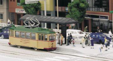 Hiroshima-Hannover-Tram <br/>KATO 7014070 1