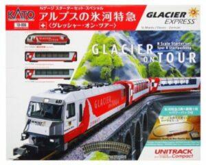 Startpackung Glacier OnTour <br/>KATO 7074033