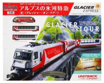 Startpackung Glacier OnTour <br/>KATO 7074033 1