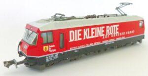 """GE4/4-III 650 """"Die kleine Rot <br/>KATO 7074040"""