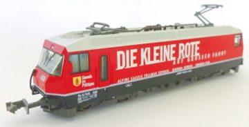 """GE4/4-III 650 """"Die kleine Rot <br/>KATO 7074040 1"""