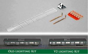 Innenbeleuchtung N, Version <br/>KATO 7074889