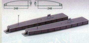 Bahnsteig Typ 4 Set <br/>KATO 7074921 1