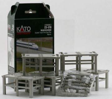 Brückenpfeiler für 2-gleisige <br/>KATO 7077305 1