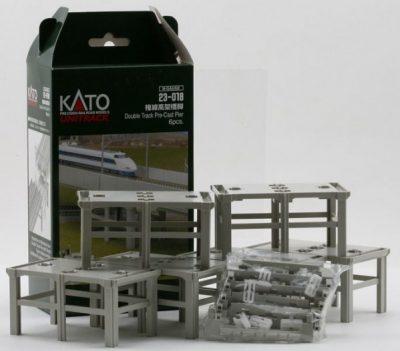 Brückenpfeiler für 2-gleisige <br/>KATO 7077305