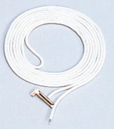 Anschluss-Kabel, 1-polig, weiß <br/>KATO 7077514