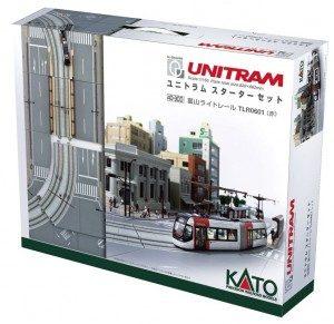 UNITRAM Straßenbahn StarterSe KATO 7078660