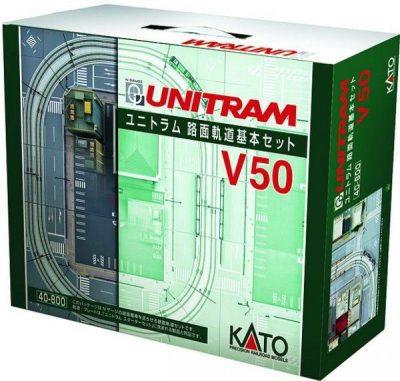 UNITRAM V50 Straßenbahn <br/>KATO 7078661
