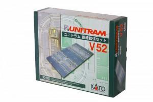UNITRAM V52 Erweiterungs-Set <br/>KATO 7078670