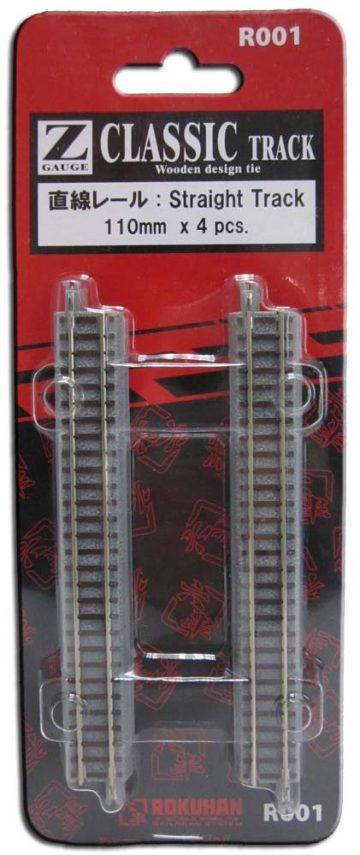Gleis, gerade, 110 mm <br/>Rokuhan 7297001 2
