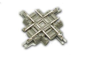 Kreuzung, 25 mm, 90° <br/>Rokuhan 7297025
