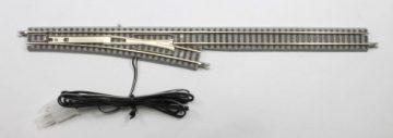 Weiche mit elektromagnetischem Antrieb, rechts, R490, 13° 110m <br/>Rokuhan 7297040 3