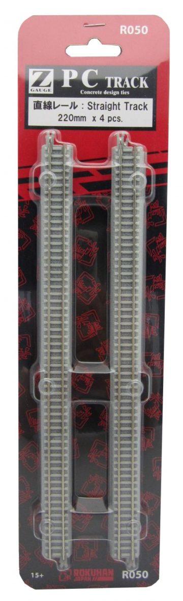 Gleis, gerade, 220 mm <br/>Rokuhan 7297050 3
