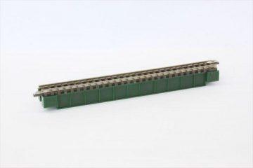Brücke, Vollwandbrücke (grün) <br/>Rokuhan 7297071 1