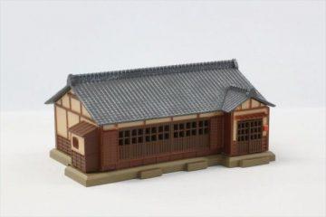 Ziegeldach Haus, grau <br/>Rokuhan 7297204 1