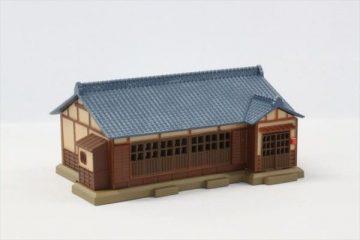 Ziegeldach Haus (dunkelblau) <br/>Rokuhan 7297205 1