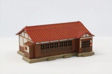 Metalldach Haus (rot) <br/>Rokuhan 7297206 1