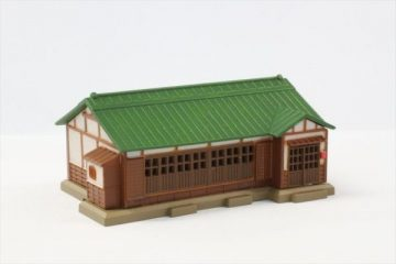 Metalldach Haus (grün) <br/>Rokuhan 7297207 1
