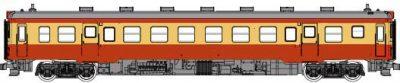 Elektro-Triebzug, KIHA 52-100 <br/>Rokuhan 7297713