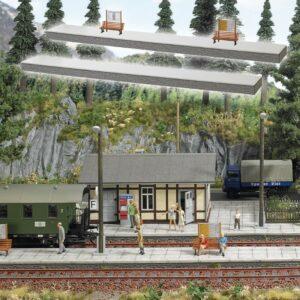 Bahnsteig BUSCH 10000