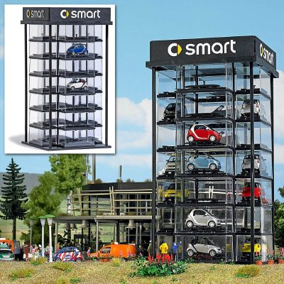 Smart Car Tower <br/>BUSCH 1002
