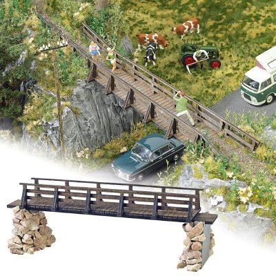 Holzbrücke <br/>BUSCH 10220