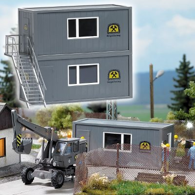 Container-Set »Bergsicherung« <br/>BUSCH 1032