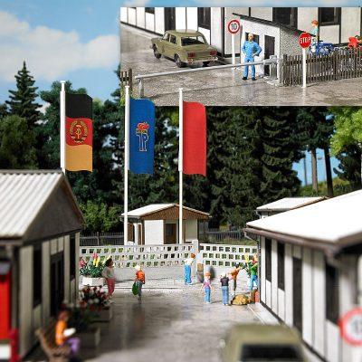 Ausgestaltungs-Set »Ferienlager« <br/>BUSCH 1175