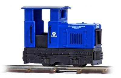 Diesel-Lokomotive »Gmeinder 15/18« <br/>BUSCH 12112