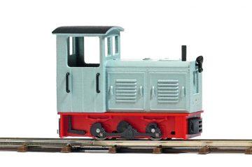 Diesel-Lokomotive »LKM Ns 2f« <br/>BUSCH 12120 1
