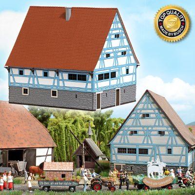 Bauernhaus aus Zaisenhausen <br/>BUSCH 1501