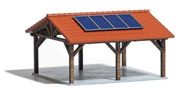 Solarcarport <br/>BUSCH 1571 1