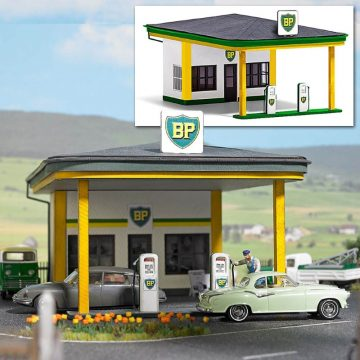 BP Tankstelle <br/>BUSCH 1577 1