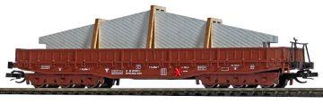 Flachwagen Samm 4818 DR <br/>BUSCH 31157 1